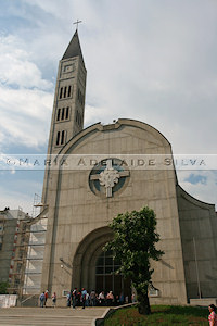 Mostar - Igreja de São Pedro e São Paulo - Church of St. Peter and St. Paul