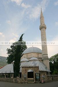 Mostar - Mesquita Karadjoz-bey - Karadjoz-bey Mosque