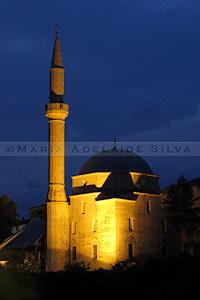 Mostar - Mesquita Koski Mehmed Pasha - Koski Mehmed Pasha Mosque