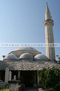 Mostar - Mesquita Nesuh-aga Vučjaković - Nesuh-aga Vučjaković Mosque