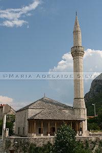 Mostar - Mesquita Neziraga - Neziraga Mosque