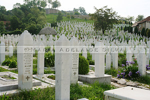 Sarajevo - Cemitério dos Mártires - Martyrs' Cemetery
