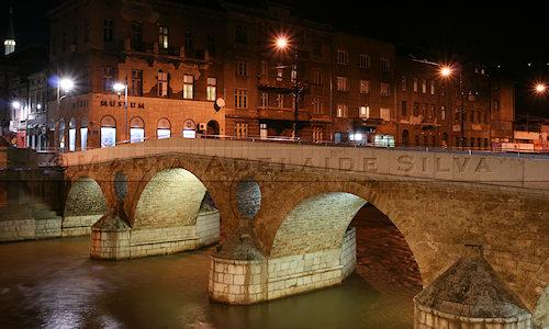 Sarajevo - Ponte Latina - Latin Bridge