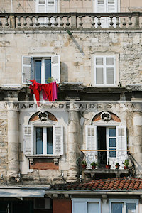 Split - fachada - façade