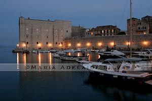 Dubrovnik - Fortaleza de São João - St. John's Fortress
