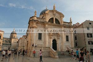 Dubrovnik - Igreja de São Brás - Church of St Blaise