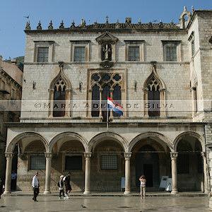 Dubrovnik - Palácio Sponza - Sponza Palace