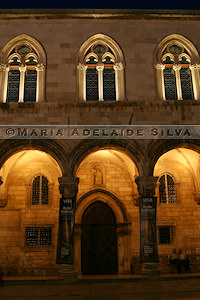 Dubrovnik - Palácio do Reitor - Rector's Palace