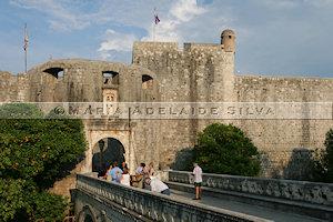 Dubrovnik - Portão Pile - Pile Gate