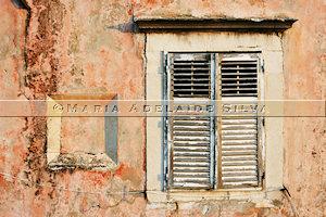 Dubrovnik - janela - window