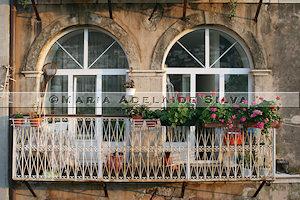 Dubrovnik - varanda - balcony