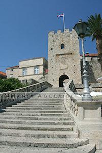 Korčula - Torre Veliki Revelin - Veliki Revelin Tower