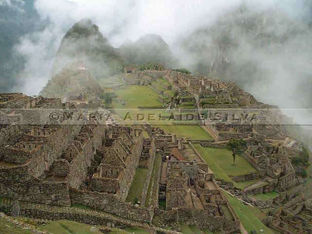 Machu Pichu · foto/photo: Maria Adelaide Silva