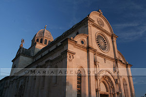 Šibenik - catedral - cathedral