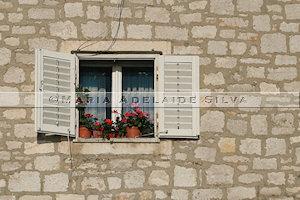 Šibenik - janela - window