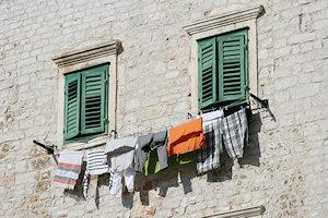 Šibenik - janelas - windows