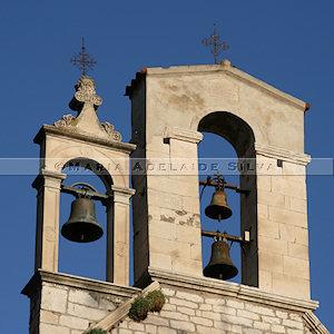 Šibenik - sinos da igreja - church bells