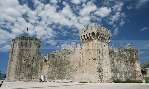 Trogir - Fortaleza do Camerlengo - Kamerlengo Fortress