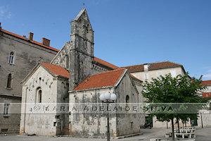 Trogir - Igreja de São João Batista (séc.XIII) - Church of St. John the Baptist (13th Century)