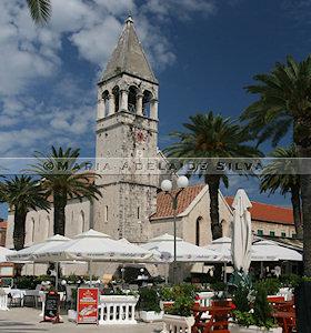 Trogir - Igreja e Monastério de São Domingos - St. Dominic Church and Monastery