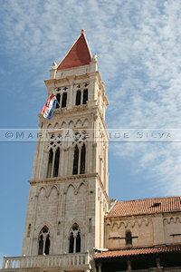 Trogir - torre do sino - bell tower