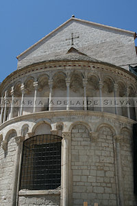 Zadar - Igreja de São Crisógono - St. Chrysogonus' Church