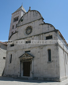 Zadar - Igreja de Santa Maria - St. Mary's Church