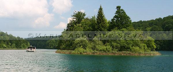 Plitvice · Lago Kozjak · Lake Kozjak · Kozjak jezero