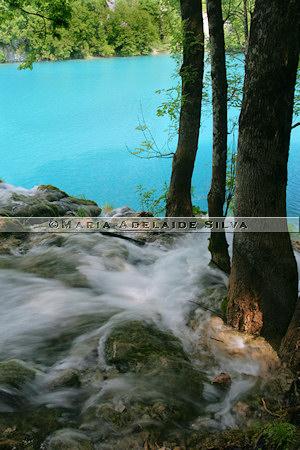 Plitvice · Lago Milanovac · Lake Milanovac · Milanovac jezero