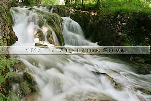 Plitvice · cascata · cascade