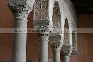 Poreč · colunas · columns