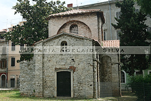 Pula · Capela de Santa Maria Formosa · Chapel of St. Mary Formosa