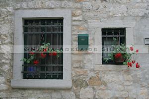 Rovinj · janelas · windows