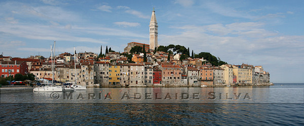Rovinj · vista geral · general view