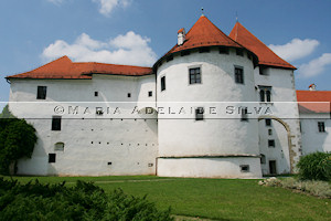 Varaždin · castelo · castle