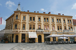 Varaždin · edifício · building