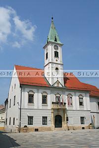 Varaždin · Prefeitura · Town Hall