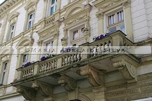 Varaždin · varanda · balcony