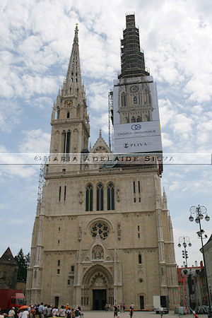 Zagreb · Catedral · Cathedral