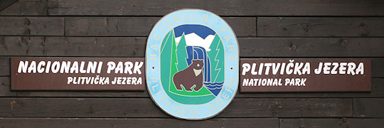 Placa do parque · Park sign