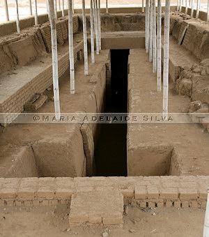Chan Chan - tumba - tomb