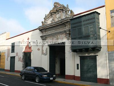 Trujillo - Casa Ganoza Chopitea