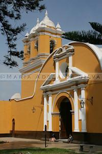 Trujillo - Igreja de São Domingos - St. Dominic Church