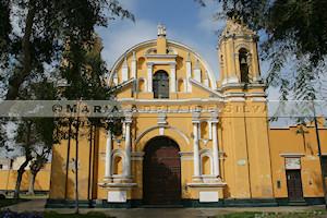 Trujillo - Igreja de Sant'Ana - St. Anne Church