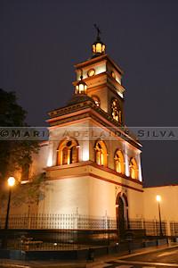 Trujillo - Igreja de Santa Clara - St. Clare Church