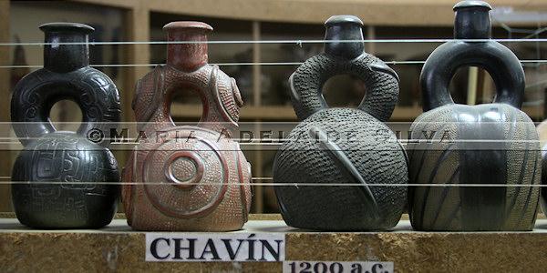 Trujillo - cerâmica Chavín - Chavín pottery