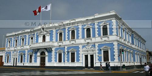 Trujillo - prefeitura - city hall