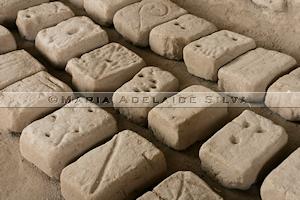 Huaca de la Luna - tijolos - bricks