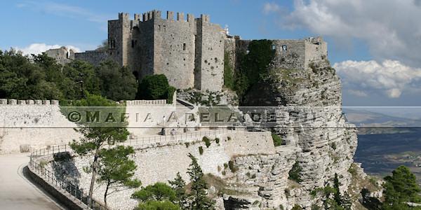 Erice - Castelo de Vênus - Venus Castle