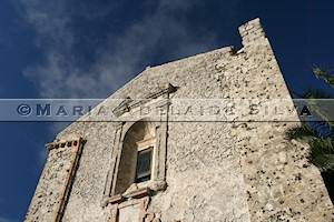 Erice - Ig. Santo Alberto - Church of St. Albert